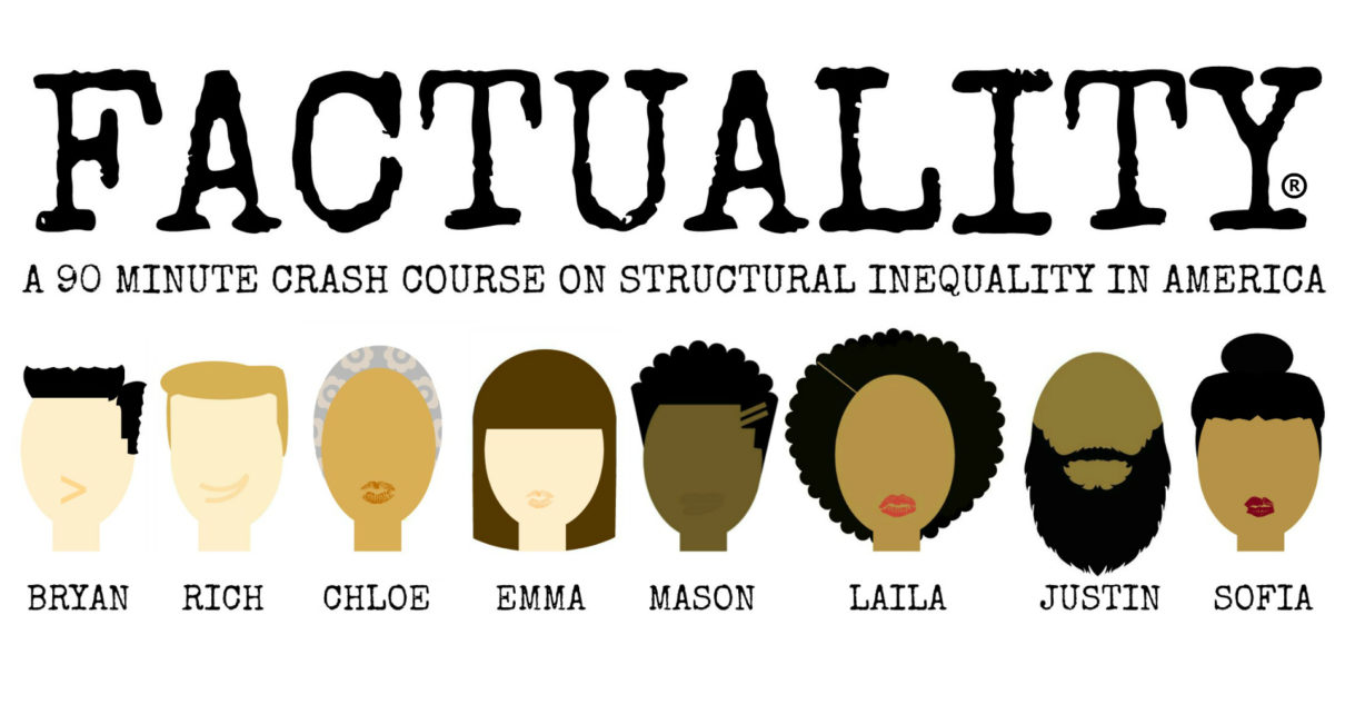 Learn intersectional identities