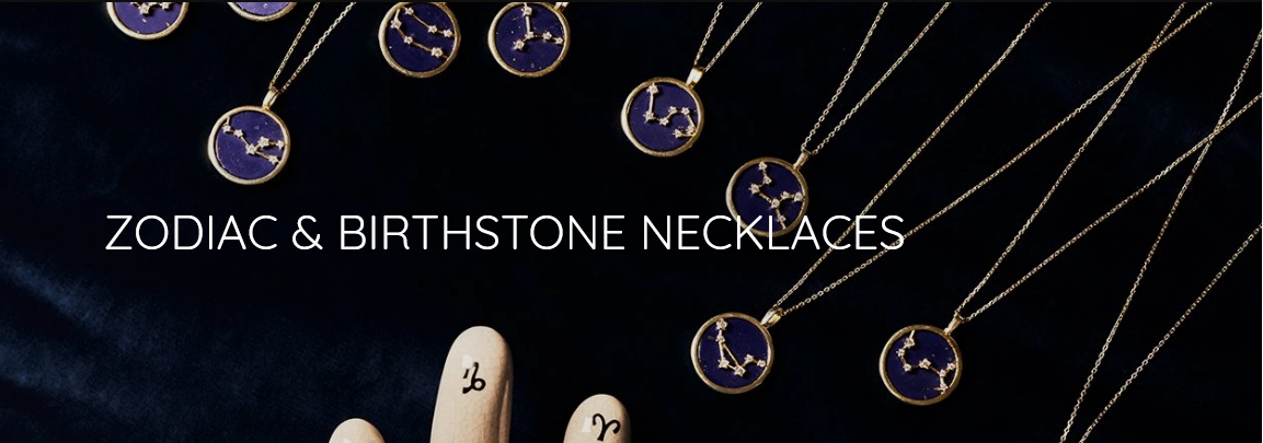 Zodiac Sign Necklaces