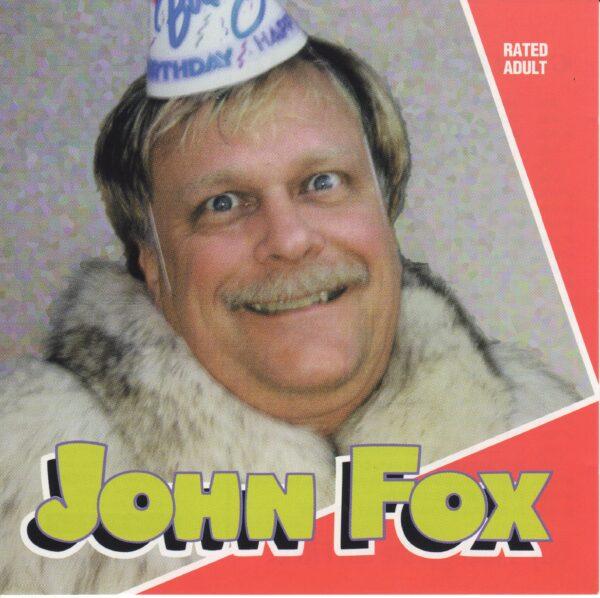 john fox comedian